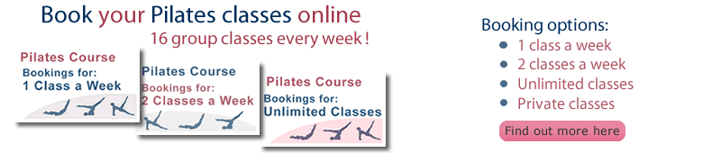 Book your Pilates Classes Online