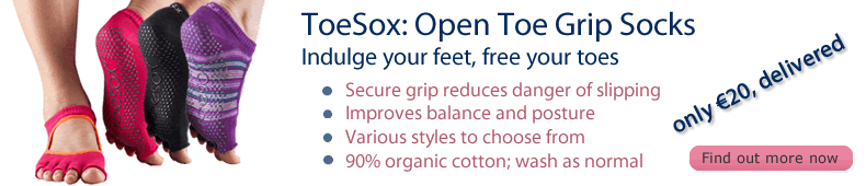 Buy open toe grip socks by ToeSox