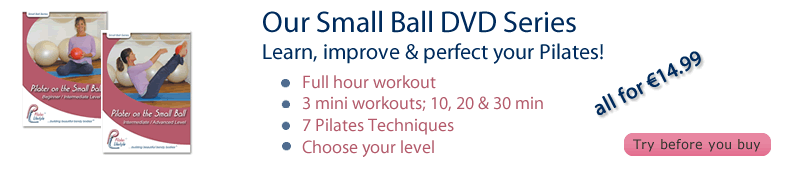 Pilates on the Small Ball DVD