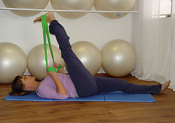 pilates resistance_band exercise