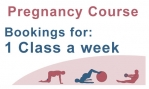 Pilates for Pregnancy Course