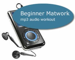 Beginner Matwork Pilates Audio Workout