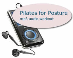 Pilates for Posture Audio Exercises