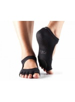 ToeSox : Plie Half Toe Grip Socks